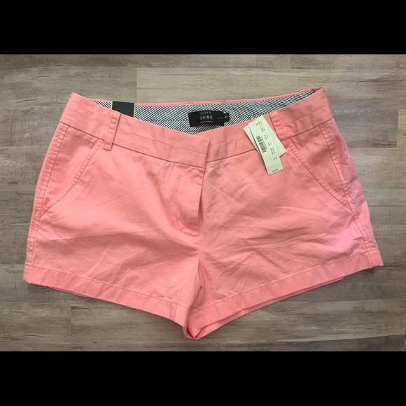 J. Crew Pants - J. Crew chino shorts